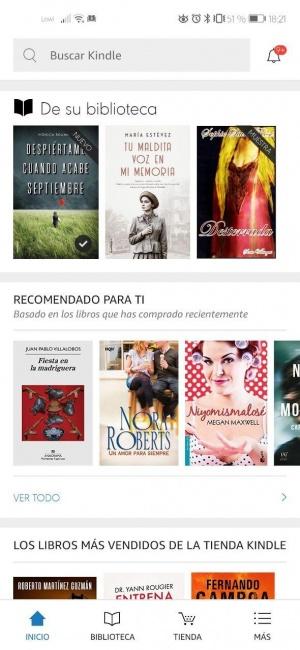 Imagen - Amazon regala libros por el coronavirus
