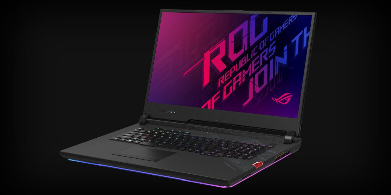 Asus ROG Strix Scar 17: pantalla a 300 Hz y GeForce RTX 2080 Super en un portátil gaming
