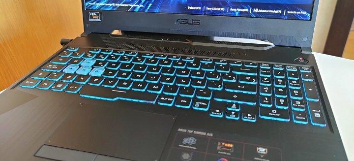 Imagen - Asus TUF Gaming A15 FX506, análisis completo con opinión