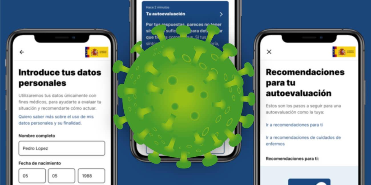 Asistencia COVID-19, la app oficial del coronavirus lanzada por el Gobierno