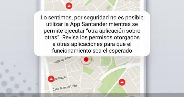 """Imagen - """"No es posible utilizar la app Santander"""": cómo solucionarlo"""
