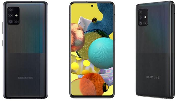 Imagen - Galaxy A51 y A71 5G: el 5G llega a la gama media de Samsung