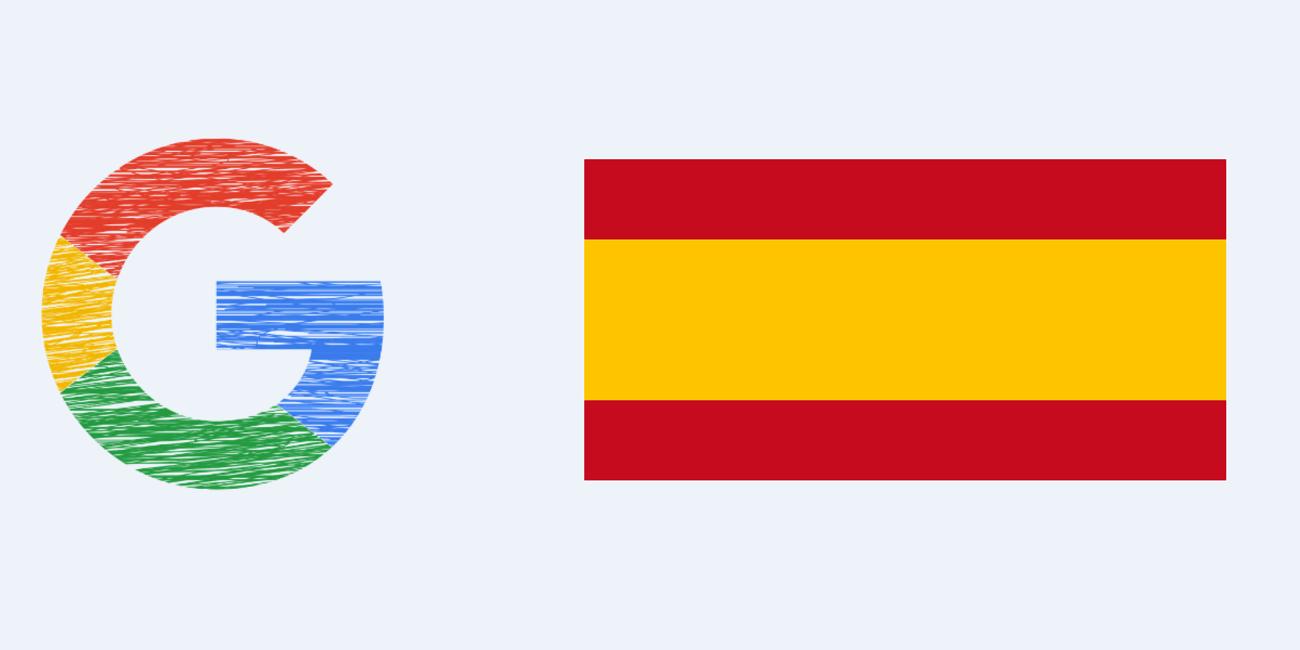 """Google incluye a España en """"países que son comunistas"""""""