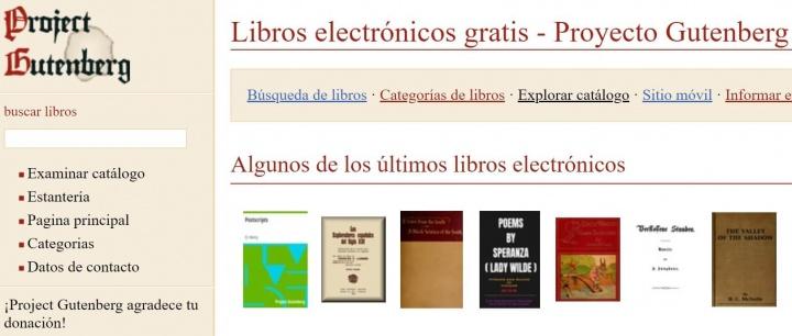 Imagen - 17 webs para descargar libros gratis y legales