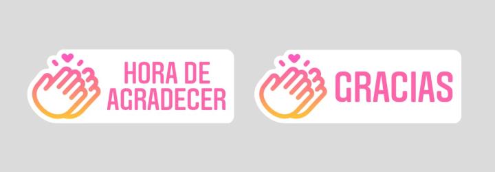 """Imagen - """"Hora de agradecer"""": Instagram añade un nuevo sticker"""