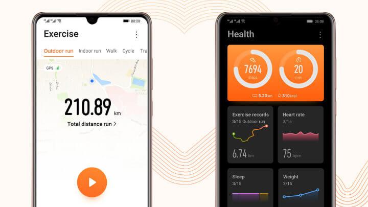 Imagen - Gadgets Huawei para el ejercicio en cuarentena