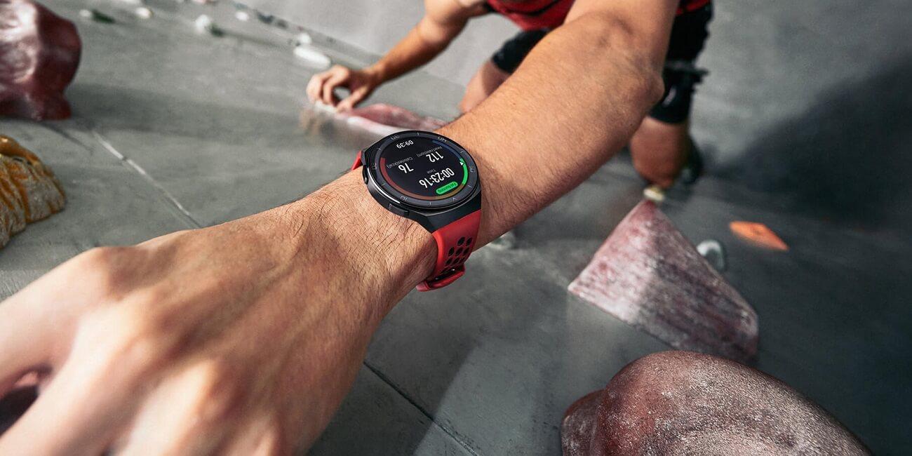 Huawei Watch GT 2e: 2 semanas de batería, pantalla AMOLED y nuevas correas