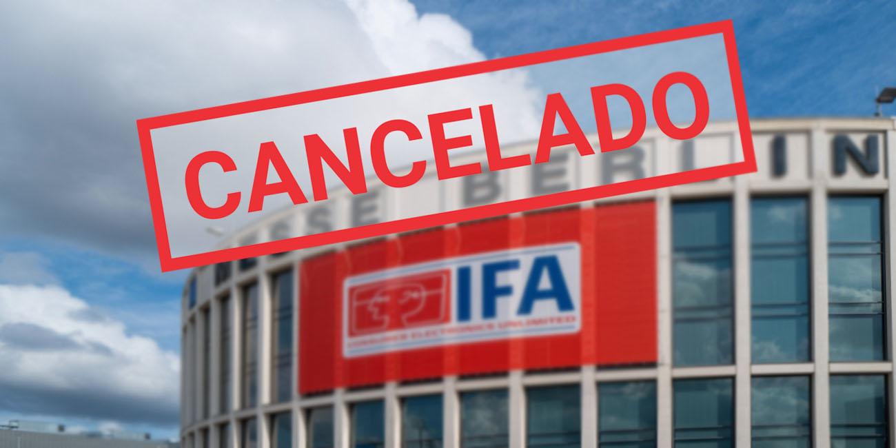 El IFA 2020 es cancelado por el coronavirus
