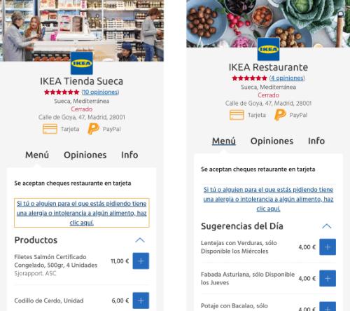 Imagen - Restaurante Ikea en Just Eat: ya es una realidad