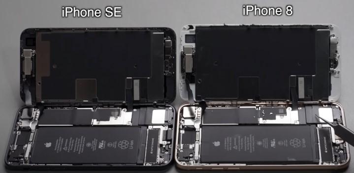 Imagen - iPhone SE (2020) desmontado: es un iPhone 8