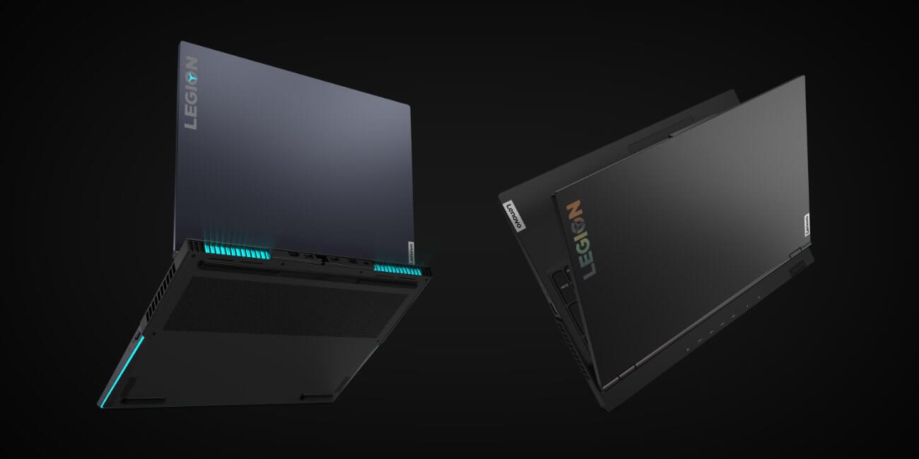 Legion 7i y Legion 5i: más potencia en los portátiles gaming de Lenovo