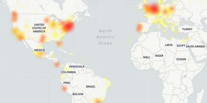 Imagen - WhatsApp, Facebook e Instagram se caen en cuarentena
