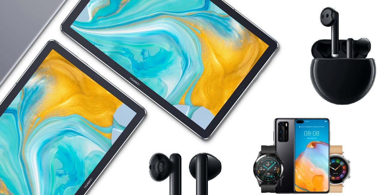 Huawei MediaPad M6 y FreeBuds 3, perfectos para ver películas y series en casa