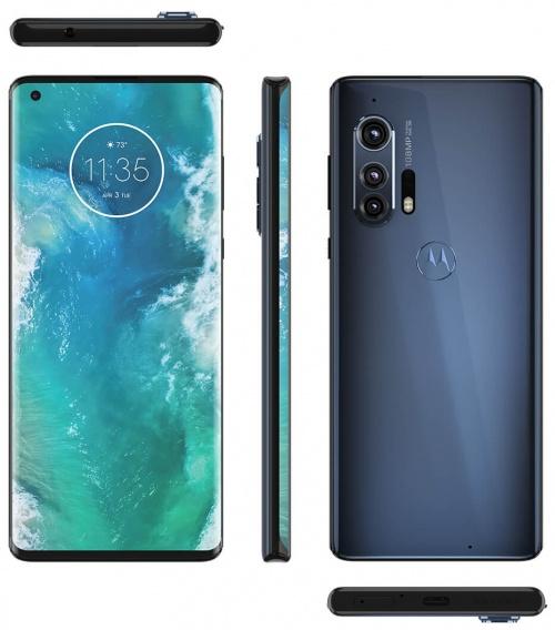 Imagen - Motorola Edge y Edge+: especificaciones y precios