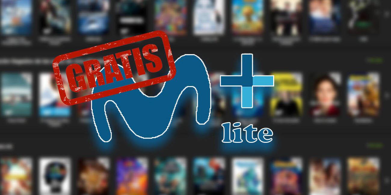 Movistar+ Lite amplía su oferta: lo puedes tener gratis hasta junio