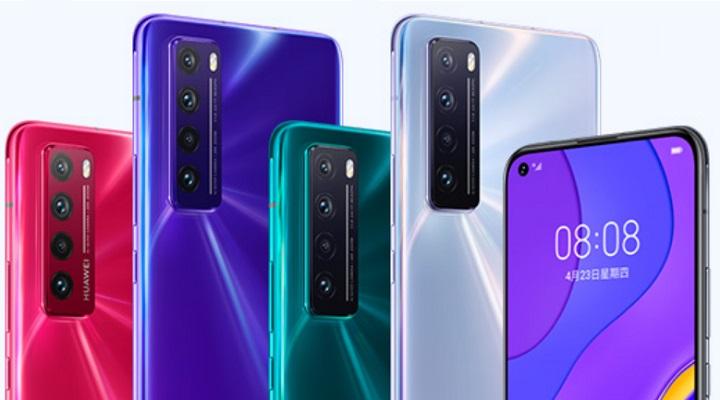 Imagen - Huawei Nova 7 y 7 Pro: especificaciones