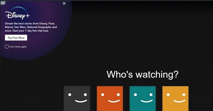 Imagen - Disney+ muestra publicidad en Netflix