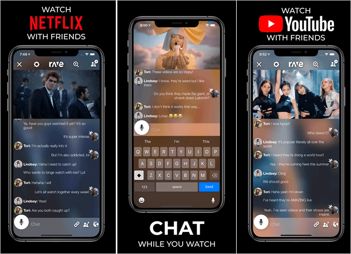 Imagen - Cómo ver Netflix con los amigos