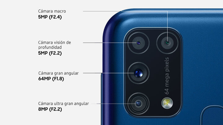 Imagen - Samsung Galaxy M31: especificaciones y precio