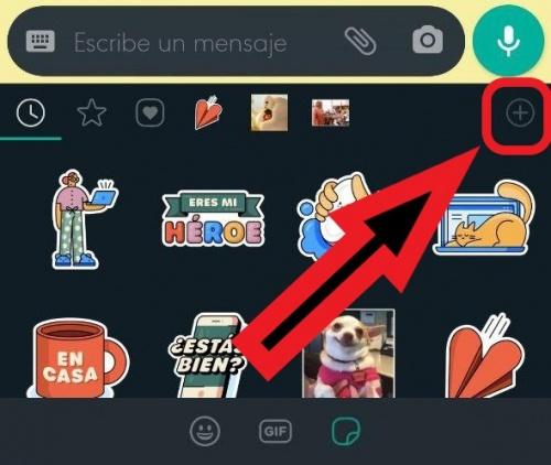 "Imagen - Stickers ""Juntos en casa"" de WhatsApp: consíguelos"