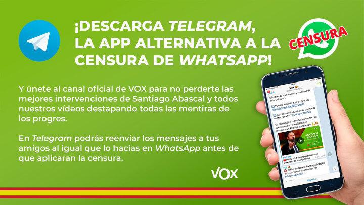 Imagen - Censura en WhatsApp, ¿es Telegram realmente mejor?