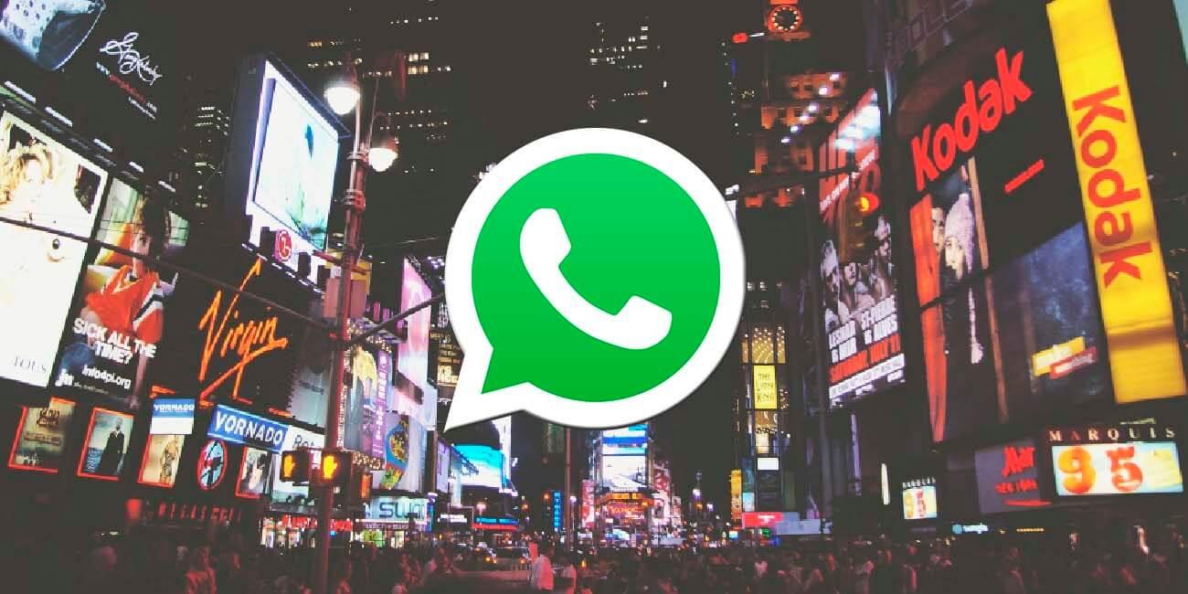 WhatsApp vuelve a avisar: no descarta incluir anuncios