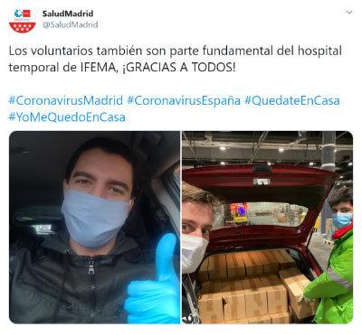 Imagen - #YoMeQuedoEnCasa se convierte en Trending Topic