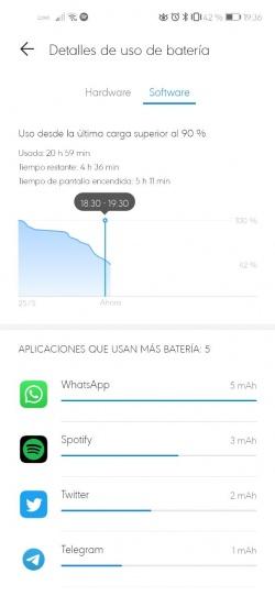 Imagen - ¿Cuánta batería gasta WhatsApp?