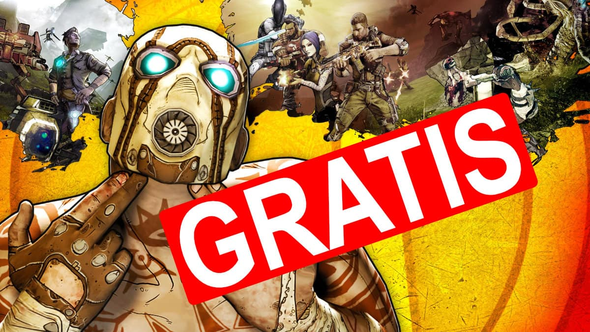 ¡Gratis! Consigue Borderlands: The Handsome Collection en la Epic Games Store