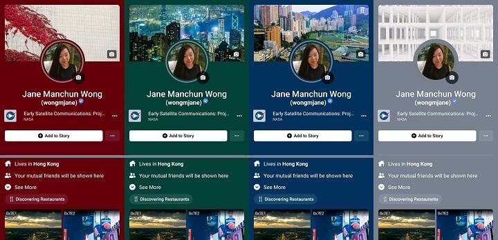 Imagen - Facebook cambiará el color de fondo automáticamente