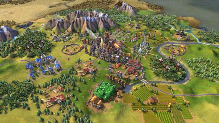 Imagen - Civilization VI: gratis en Epic Games Store