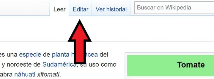 Imagen - Editar la Wikipedia, ¿es posible?