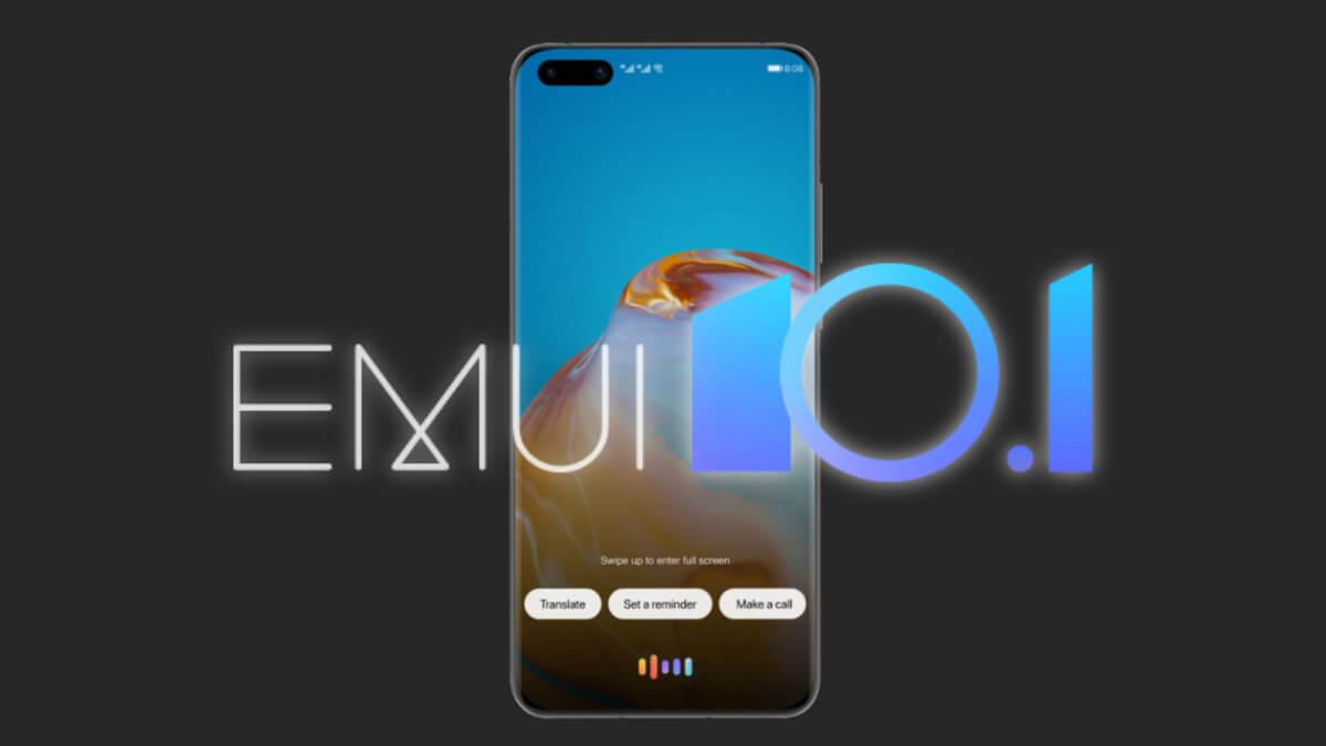 EMUI 10.1 ya está disponible para el Mate 30 Pro, P40, P40 Pro y P40 Pro+