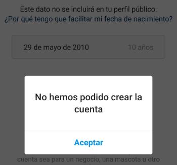 Imagen - Cuenta bloqueada en Instagram, ¿por qué?