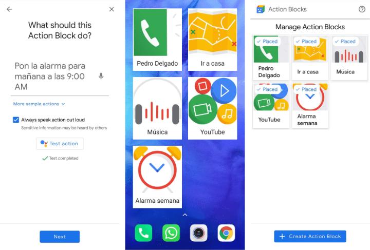 Imagen - Descarga Action Blocks, la app de atajos para Android