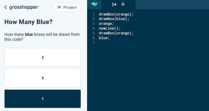 Imagen - Grasshopper, la app de Google para aprender a programar