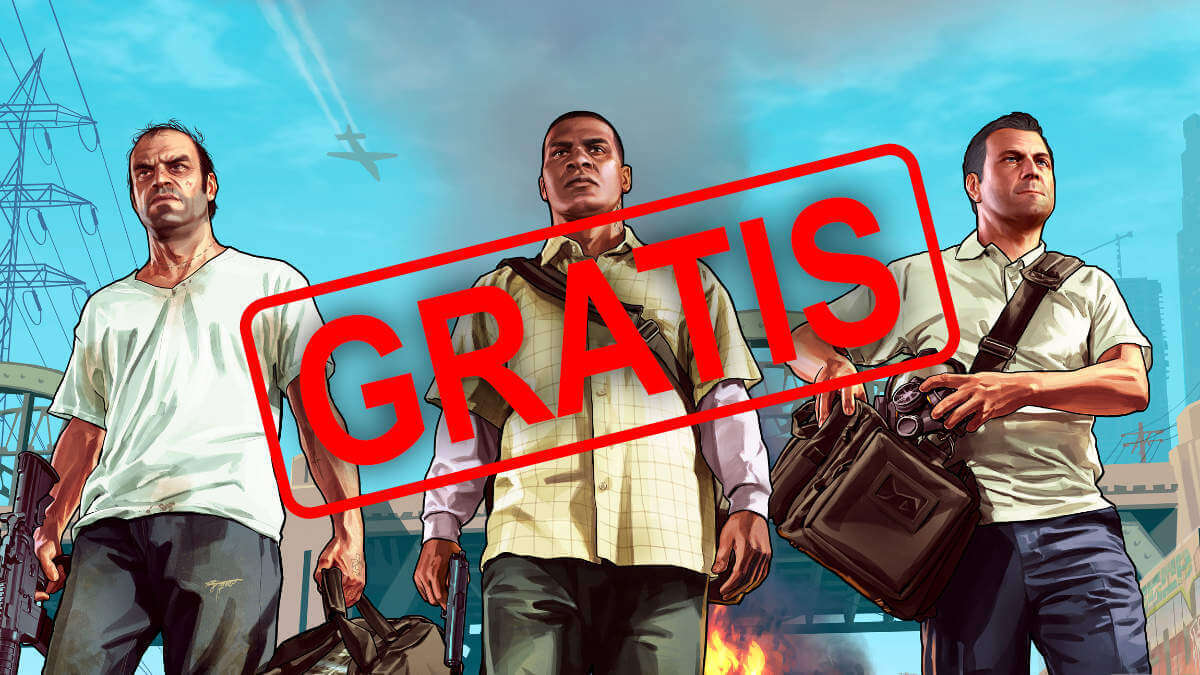 GTA V gratis sería la próxima oferta estrella de la Epic Games Store