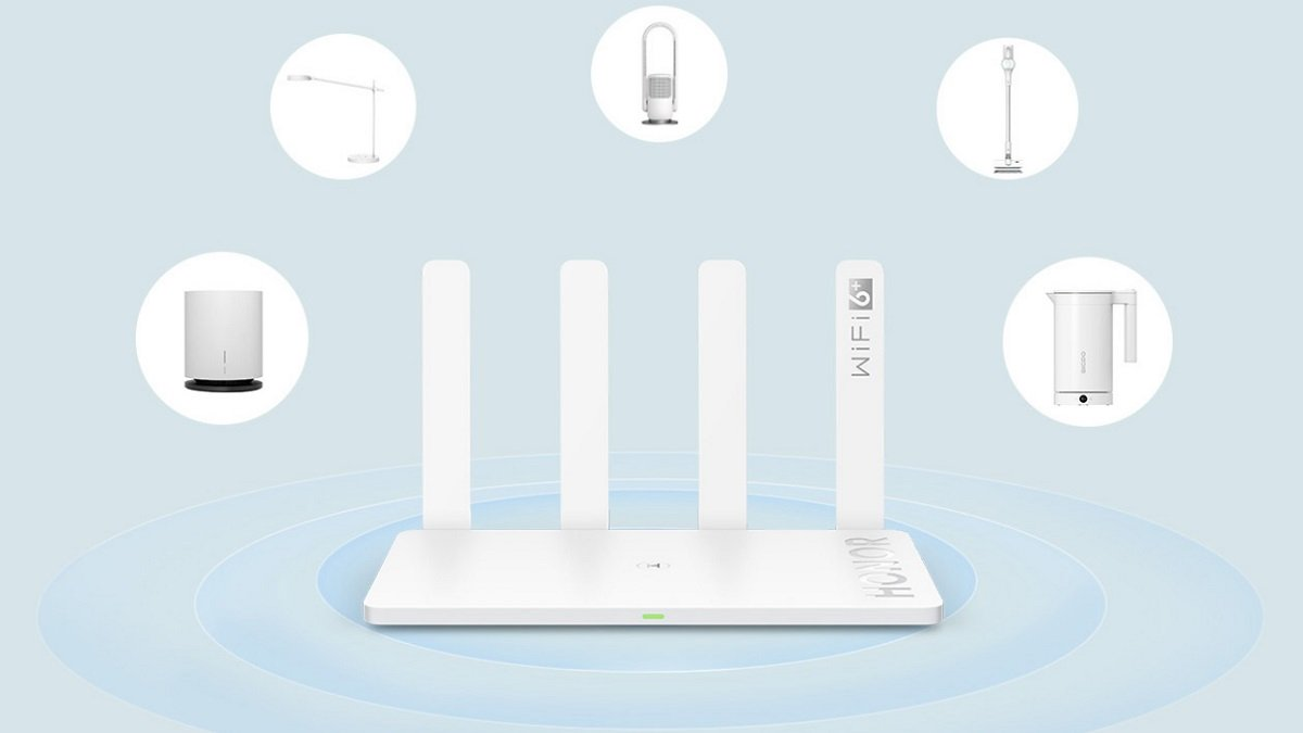 Honor Router 3: precio en España del nuevo router con WiFi 6