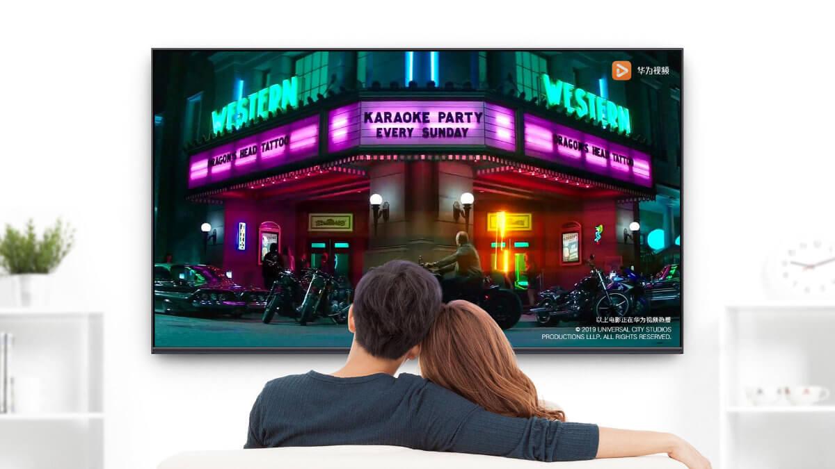 Vision Serie X1: 4K, asistente inteligente y buen sonido en la smart TV de Honor