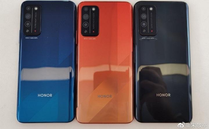 Imagen - Honor X10: se filtra su posible diseño