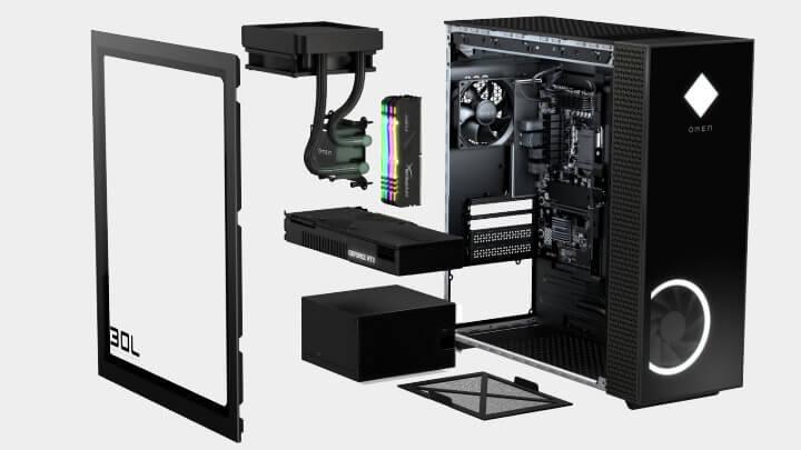 Imagen - HP OMEN 25L y 30L: especificaciones y precios