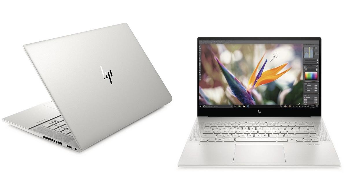 HP Envy 15: pantalla OLED 4K en un portátil con potencia para trabajar o jugar