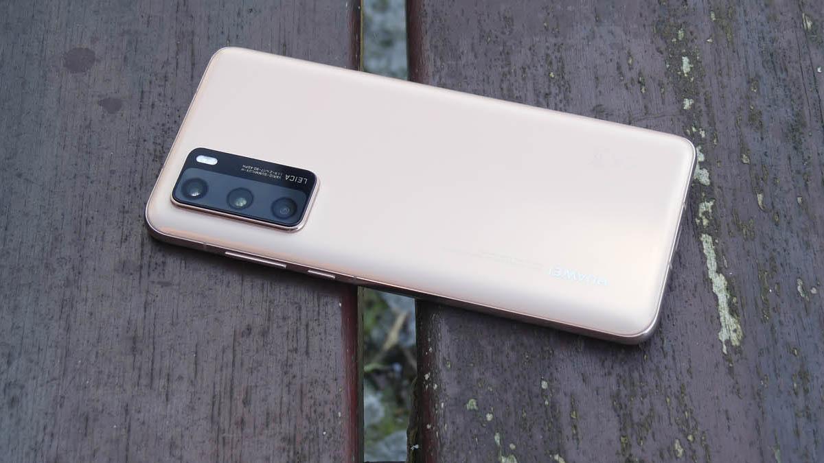 Review: Huawei P40, compacto y premium pero con detalles mejorables
