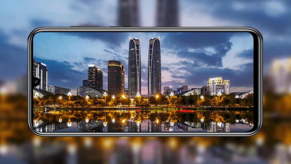 Huawei Y8p llega con batería de 4.000 mAh y sin servicios de Google