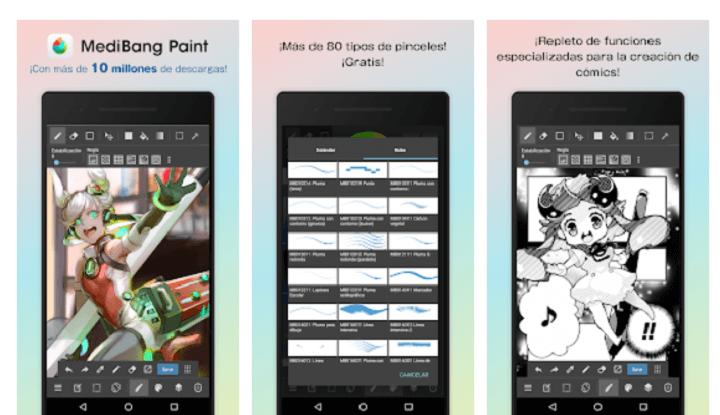 Imagen - 10 apps para pintar y dibujar