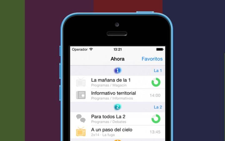 Imagen - 8 apps para ver qué ponen en la tele