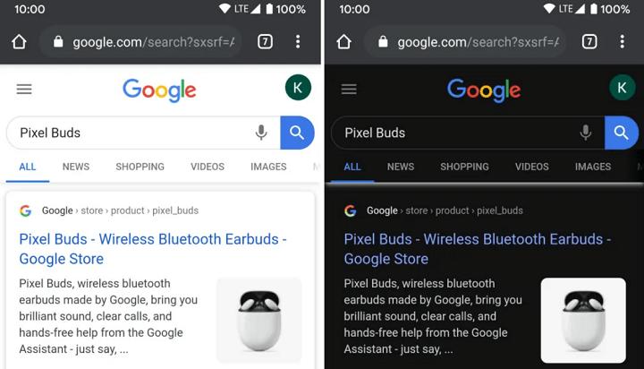 Imagen - Google tendrá modo oscuro en Chrome