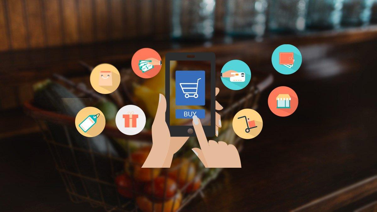21 apps de supermercados para comprar desde el móvil