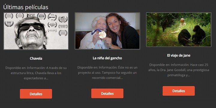 Imagen - eFilm: el Netflix gratuito y legal