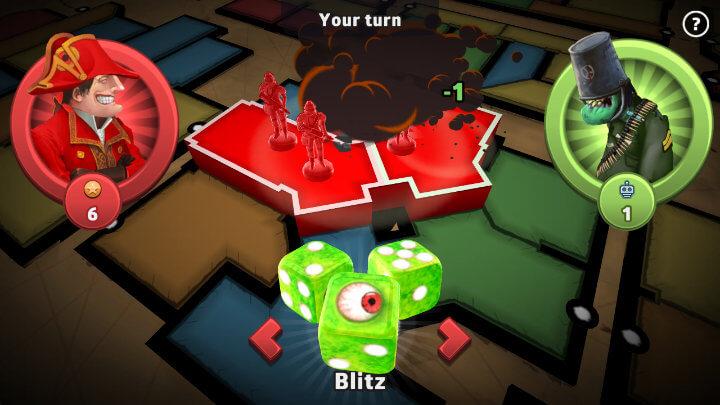Imagen - Risk online para Android: juega con tus amigos